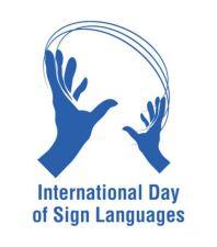 ادامه مطلب: روز جهانی زبان های اشاره